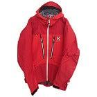 ホグロフス 正規 レッド ゴアテックス スピッツ 防塵防水 ジャケット 中古美品の買取強化例です。