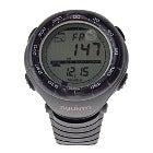 SUNTOスント ブラック VECT ORベクター ラバーベルト デジタル時計 付属品有  中古美品の買取強化例です。