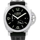 パネライ PAM00321 ルミノール1950 3デイズ GMT パワーリザーブ 自動巻き 腕時計の買取強化例です。