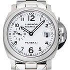 パネライ PAM00051 ルミノールマリーナ 40mmケース 300m防水 デイト付き 腕時計の買取強化例です。