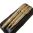 エステーデュポン世界2575本限定 ファラオ万年筆&ボールペン&シャーペンセットの買取強化例です。
