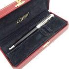 ロードスタードゥカルティエ ペン先750WG ブラックコンポジット 万年筆の買取強化例です。