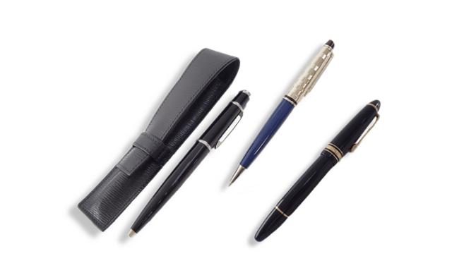 ペン・筆記用具の高価買取ならお任せ下さい。