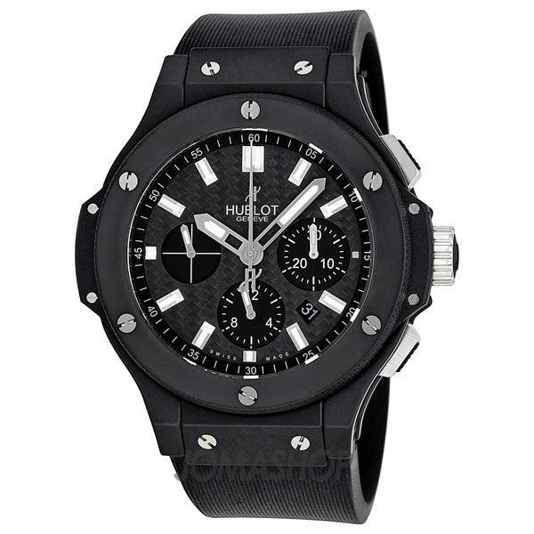 ウブロ 301.CX.130.RX ビッグバン ブラックマジック セラミックチタンケース 腕時計の買取強化例です。