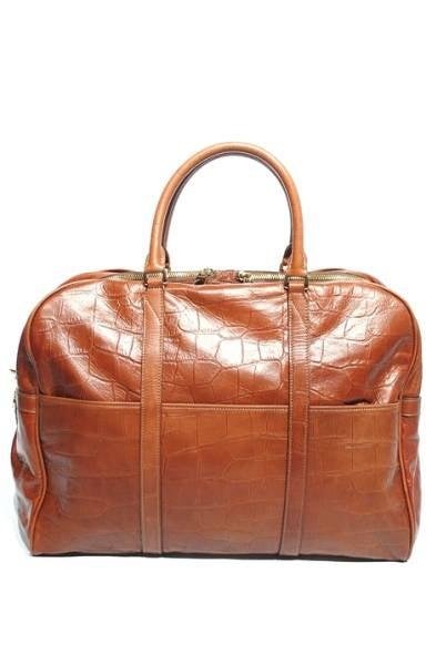 アニアリ(aniary) レザーボストンバッグの買取強化例です。