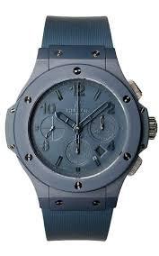 ウブロ 301.EI.5190.RB ビッグバン オールブルー 世界限定500本 腕時計の買取強化例です。