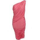FP90648MXN ピンク ギャザー ベアトップ ドレス ワンピース レディースの買取強化例です。