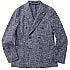 タリアトーレ(TAGLIATORE) メランジ ダブル テーラードジャケットの買取強化例です。