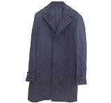 未使用 タリアトーレ(TAGLIATORE) THOMASトーマス キャメル100% ステンカラー コート