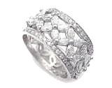 ティファニー(Tiffany & Co.) Pt950 ビクトリアバンドリング フルダイヤの買取強化例です。