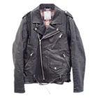 中古 ビズビム(visvim) STRABLER JACKET ライダースジャケットの買取強化例です。