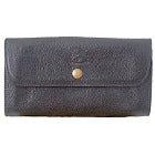 イルビゾンテ VACCHETTA スナップボタン式 二つ折り長財布 新品の買取強化例です。