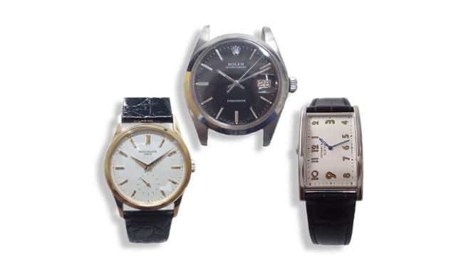 時計の高価買取ならお任せ下さい。
