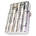 ジッポー(ZIPPO) ティファニー(Tiffany) バンブーSV925の買取強化例です。