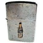 ジッポー(ZIPPO) 2517191 コカ・コーラ ボトル スチール製ライターの買取強化例です。