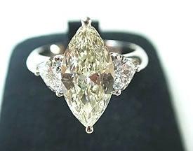ダイヤモンドのジュエリーの買取実績です。