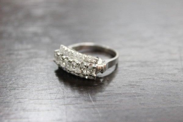 ダイヤモンドの宝石の買取実績です。