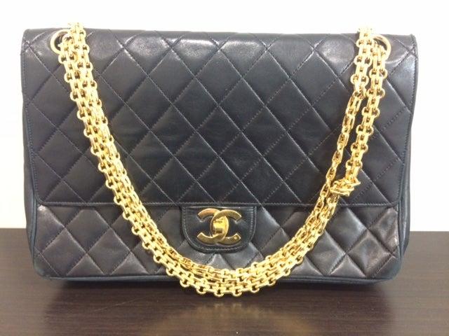 9ab630123ded 2016年1月9日 エコスタイル銀座本店にてシャネルのヴィンテージバッグを買取いたしました