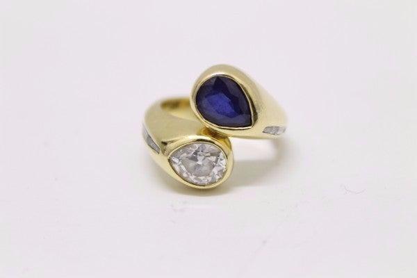 ダイヤモンドのダイヤモンド1.38ctリングの買取実績です。