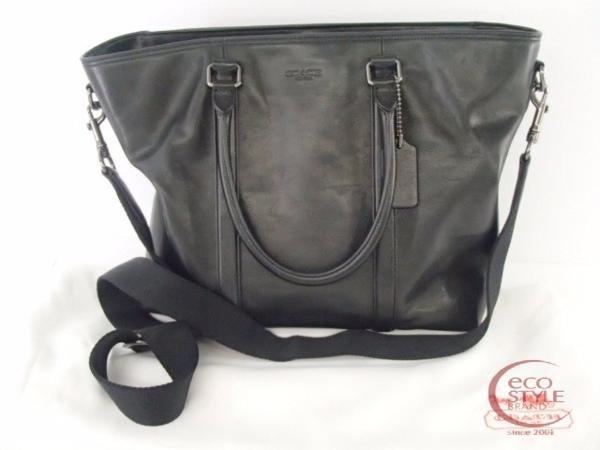 エコスタイル大宮店でコーチのメンズバッグを出張買取しました!