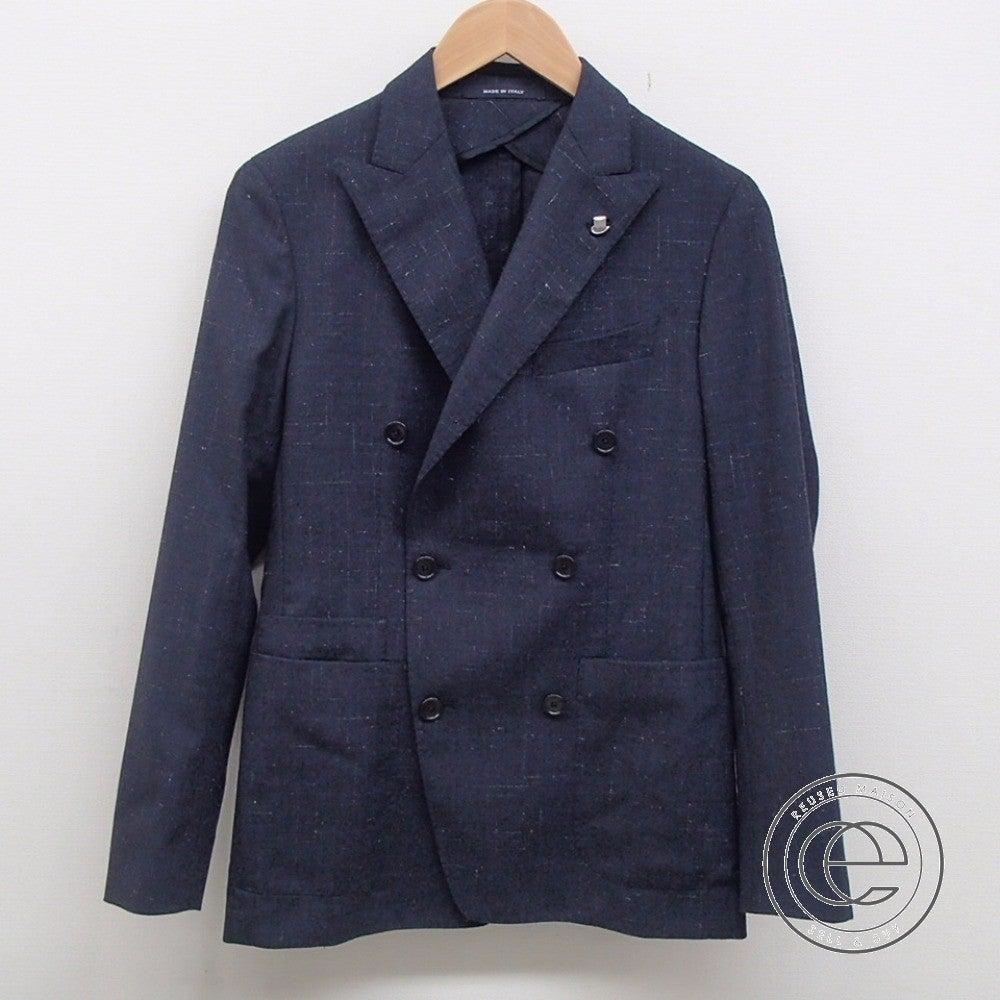 タリアトーレのダブルブレスト ジャケット 46の買取実績です。