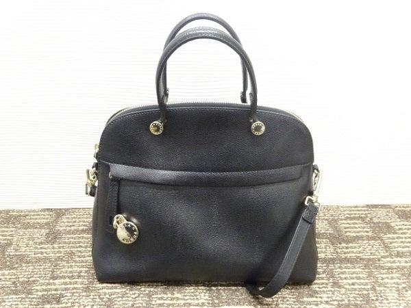 エコスタイル銀座本店でフルラのパイパー2WAYハンドバッグを買取致しました。