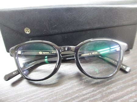 アヤメ(ayame)の眼鏡を買取しました。エコスタイル宅配買取