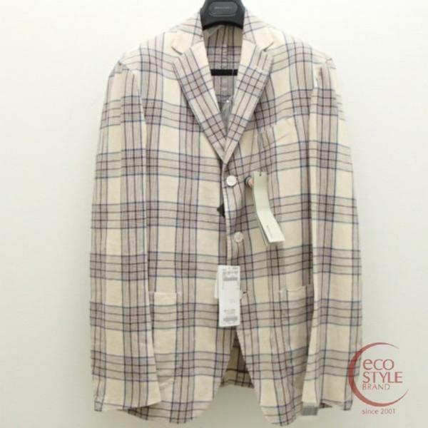 リネン素材のボリオリのジャケットをお買取させて頂きました!