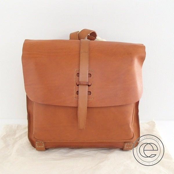 ダン・ゲンテン(genten)のサドルベルト2WAYバッグを買取りました。
