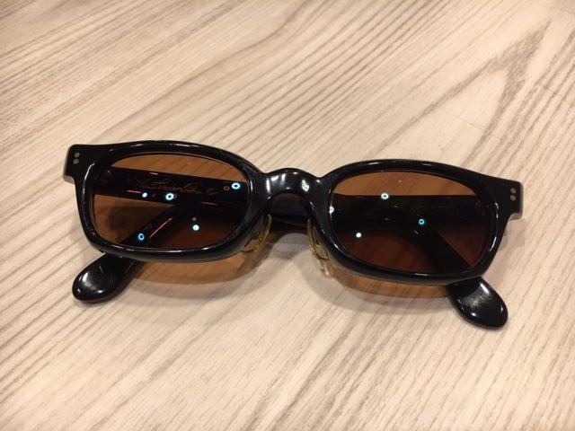 テンダーロインのインザウインド 黒 眼鏡の買取実績です。