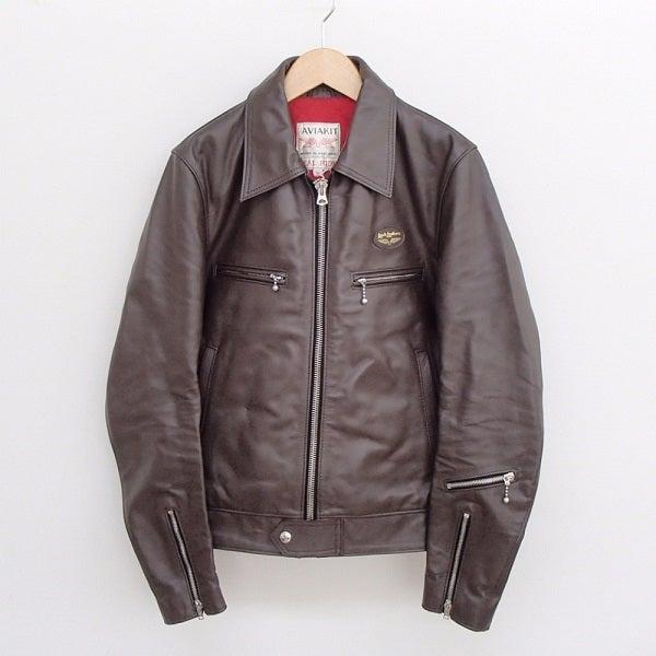 ルイスレザーのドミネーター ライダースジャケットの買取実績です。