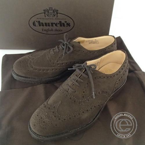 チャーチのフェアフィールドシューズ買取。靴を売るならエコスタイルへ