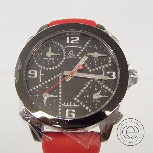 ジェイコブのクォーツ時計買取。時計売るならエコスタイル