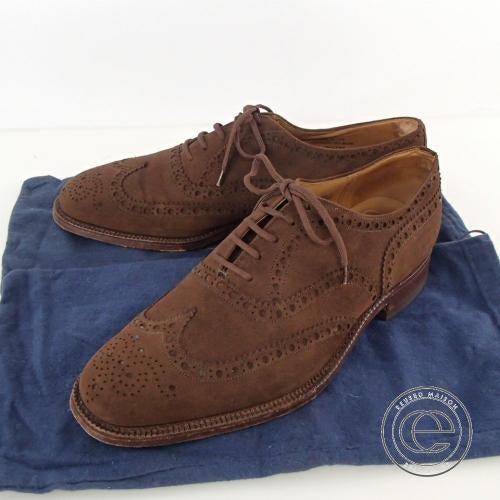 旧チャーチのケープバックシューズ買取。革靴売るならエコスタイルへ