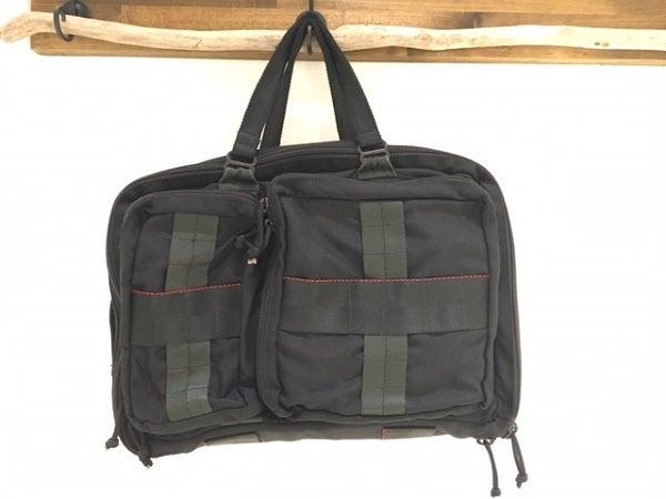 5627の×ビームス+ 黒 3WAYバッグ の買取実績です。