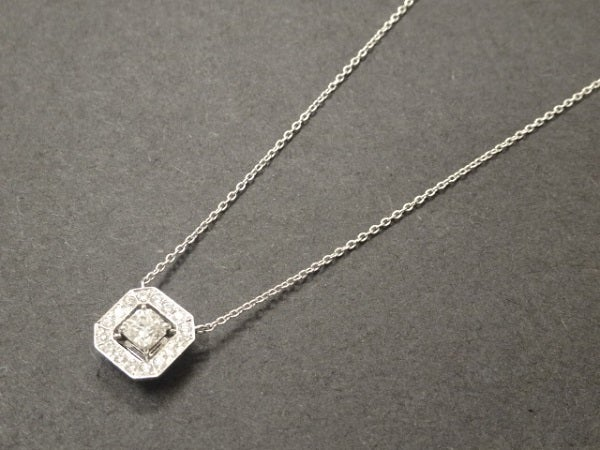 フォーエバーマークの0.33ct ダイヤモンド ネックレスの買取実績です。