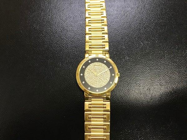 エコスタイル浜松鴨江店にて、ピアジェ(PIAGET)のダンサー 文字盤ダイヤ クオーツの時計を買取致しました!