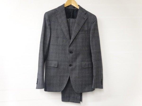 タリアトーレの16年秋冬 ウール タータンチェック スーツの買取実績です。