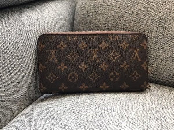 ルイヴィトン(LOUIS VUITTON)の財布をお買取いたしました。