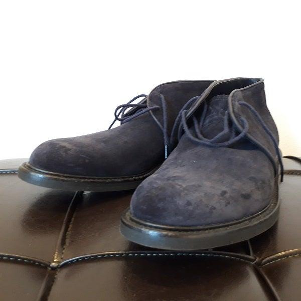 ジョンロブのGROVEチャッカブーツ買取。港区の革靴買取店「エコスタイル広尾店」
