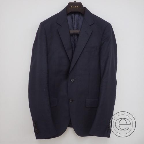 グッチの二つ釦テーラードジャケット買取。ブランド古着買取ならエコスタイルへ