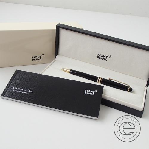 モンブランの10883 マイスターシュテュック ゴールドコーティング クラシック ボールペンの買取実績です。