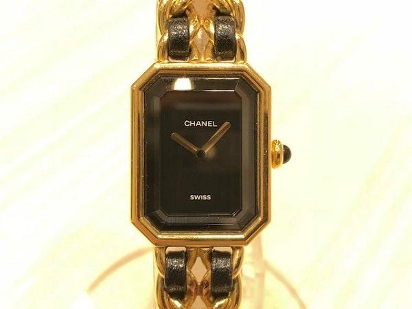 シャネルのプルミエール 腕時計 レディースの買取実績です。