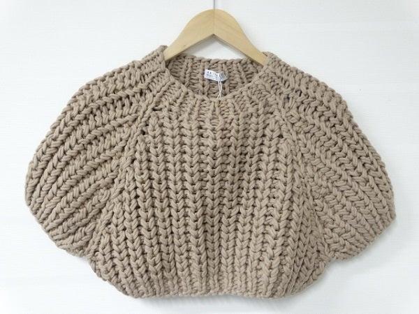 ブルネロクチネリのケーブル編み ニットの買取実績です。