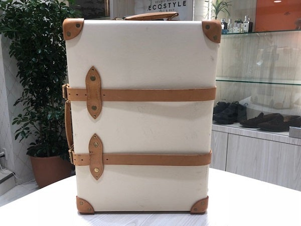 エコスタイル渋谷店で、グローブトロッター(GLOBE TROTTER)のサファリ21インチキャリーバッグを買取ました。