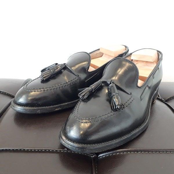 オールデンの664タッセルローファー買取。港区の革靴買取店「エコスタイル広尾店」