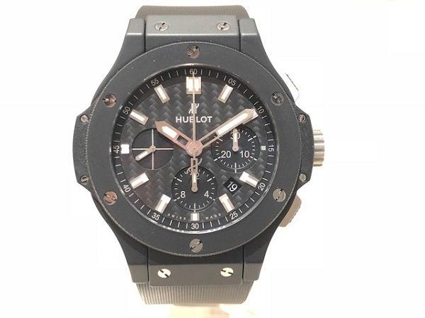 3439のビッグバン エボリューション ブラックマジック 腕時計 メンズの買取実績です。