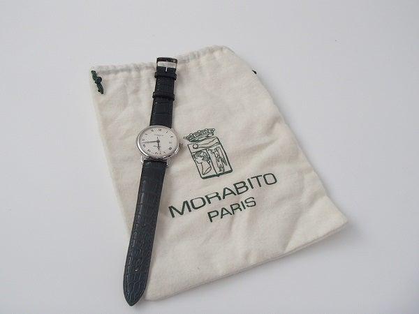モラビト(MORABITO)のクロコベルト、腕時計をお買取り致しました。