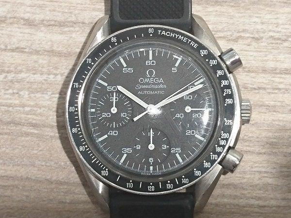 オメガの3510.50スピードマスターの時計を買取致しました。エコスタイル新宿三丁目店です。
