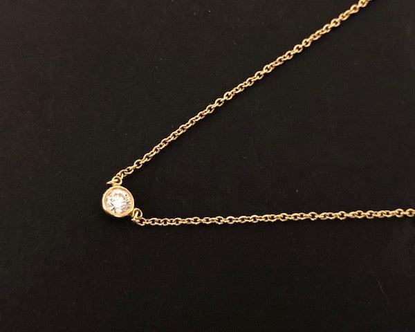 エコスタイル渋谷店では、ティファニー(TIFFANY&CO.)のネックレスを買取ました。